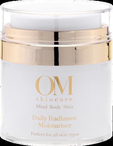 OM Skincare Daily Radiance Moisturiser
