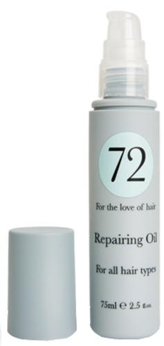 72 Hair Repairing Oil