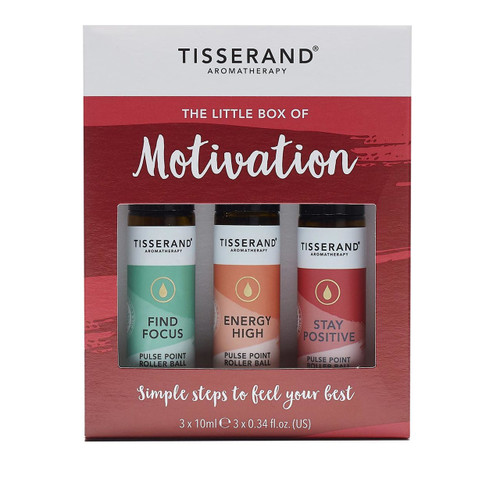 Tisserand Little Box of Motivation