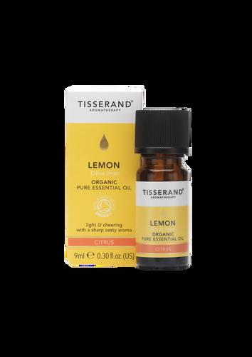 Tisserand Aromatherapy Lemon Organic Essential Oil
