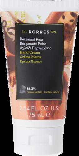 Korres Bergamot Pear Hand Cream