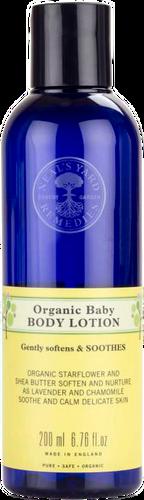 Neal's Yard Remedies Organic Baby Body Lotion