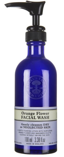 Neal's Yard Remedies Orange Flower Facial Wash