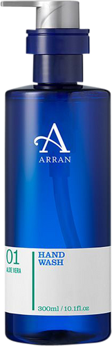 Arran Sense of Scotland Apothecary Aloe Vera Hand Wash