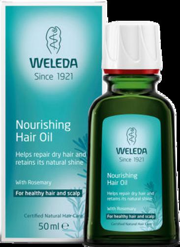 Weleda Nourishing Rosemary Hair Oil