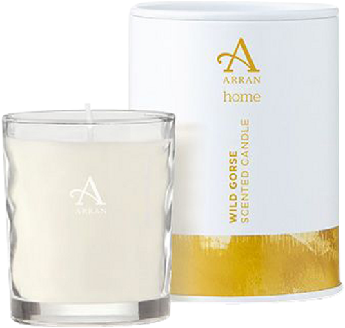 Arran Sense of Scotland Wild Gorse Travel Candle