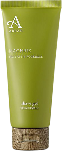 Arran Sense of Scotland Machrie Shave Gel