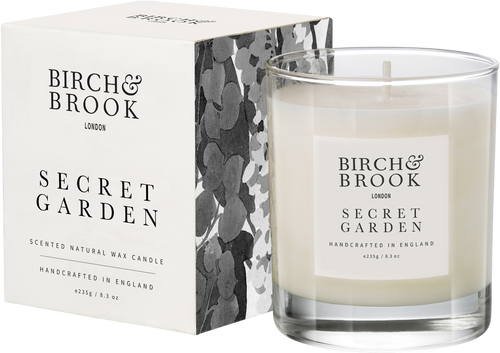 Birch & Brook Secret Garden Candle