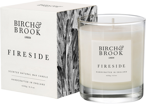 Birch & Brook Fireside Candle