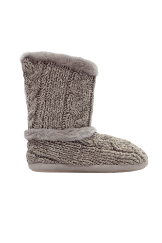 Ruby + Ed Truffle Knit Boot