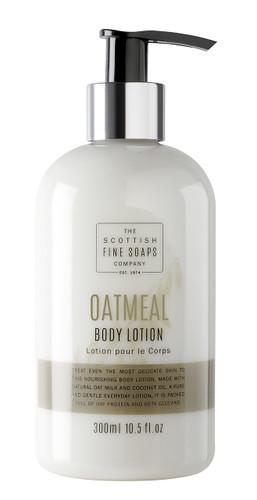 Scottish Fine Soaps Oatmeal Body Lotion