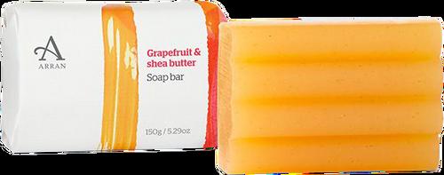 Arran Sense of Scotland Formulas Grapefruit & Shea Butter Soap