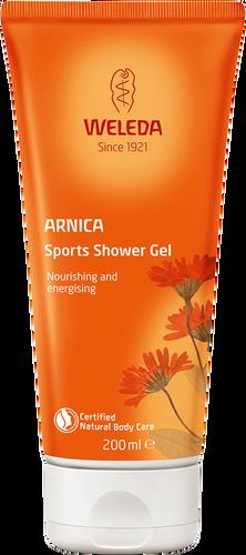 Weleda Arnica Sports Shower Gel - 200ml