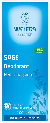 Weleda Sage Deodorant - 100ml