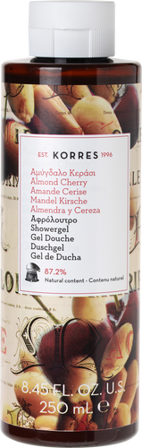 Korres Almond Cherry Showergel