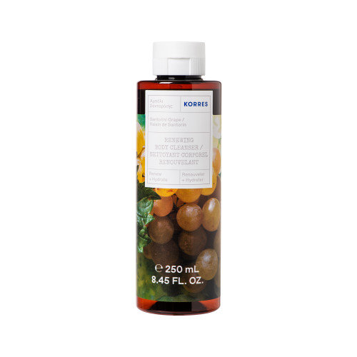 Korres Santorini Grape Showergel