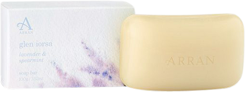 Arran Sense of Scotland Glen Iorsa Soap - 100g