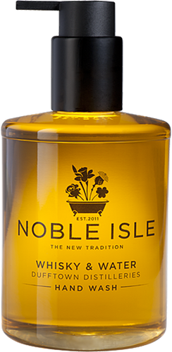 Noble Isle Whisky & Water Hand Wash - 250ml
