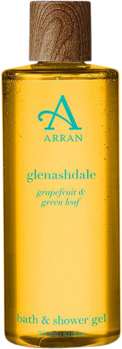Arran Sense of Scotland Glenashdale Bath & Shower Gel