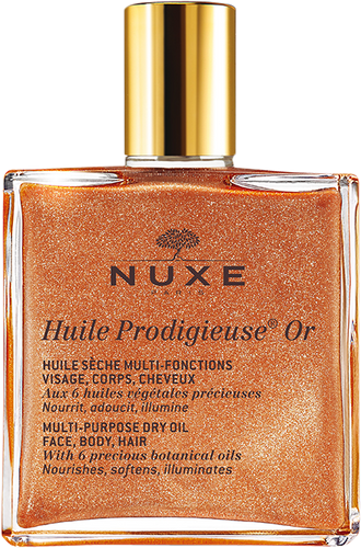 Nuxe Huile Prodigieuse Multi Use Dry Oil with Golden Shimmer