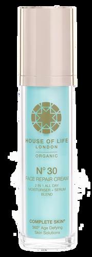 House of Life No.30 Face Repair Cream & Serum