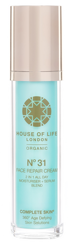 House of Life No.31 Intense Face Repair Cream & Serum