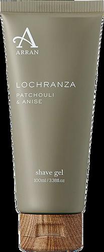 Arran Sense of Scotland Lochranza Shave Gel