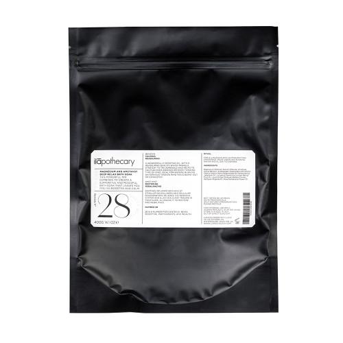 ilapothecary Magnesium and Amethyst Deep Relax Bath Soak Refill