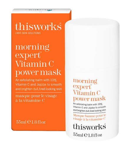 This Works Morning Expert Vitamin C Power Mask