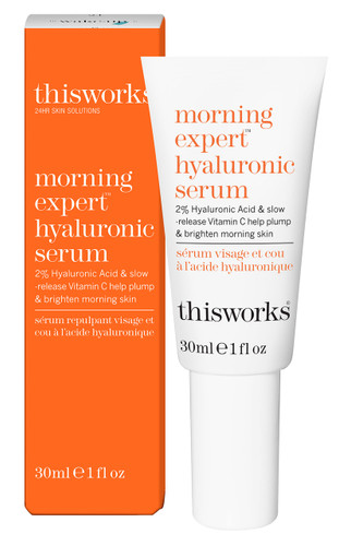 This Works Morning Expert Hyaluronic Serum