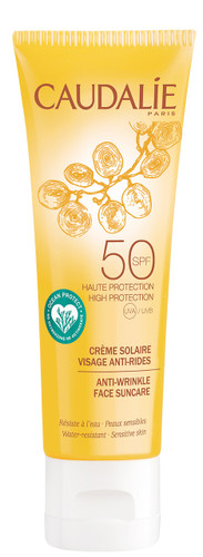 Caudalie Anti-wrinkle Face Suncare SPF 50
