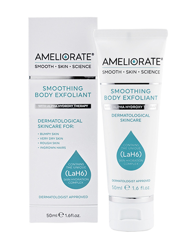 Ameliorate Smoothing Body Exfoliant > Free Gift