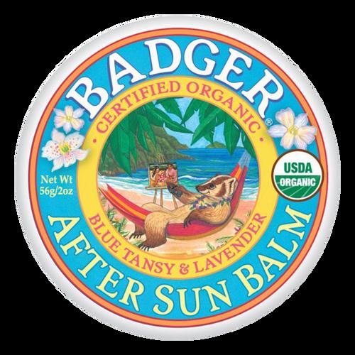 Badger Balm After Sun Balm > Free Gift