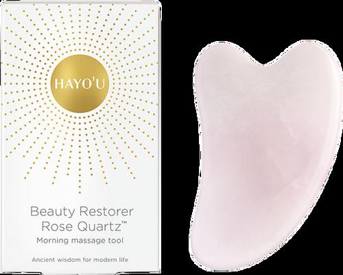 HAYO'U Rose Quartz Beauty Restorer