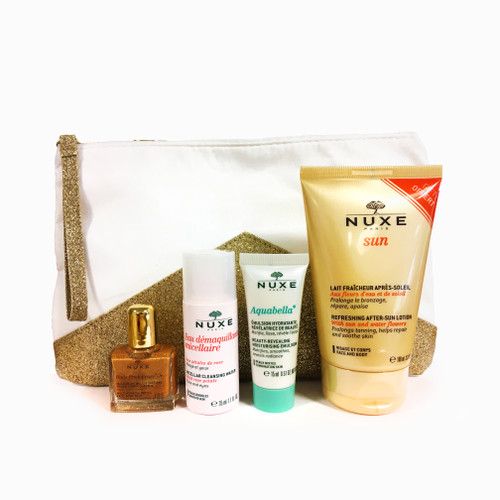 Nuxe Sun Pouch > Free Gift