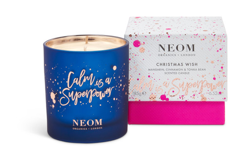 Neom Scented Candle - Christmas Wish 1 Wick