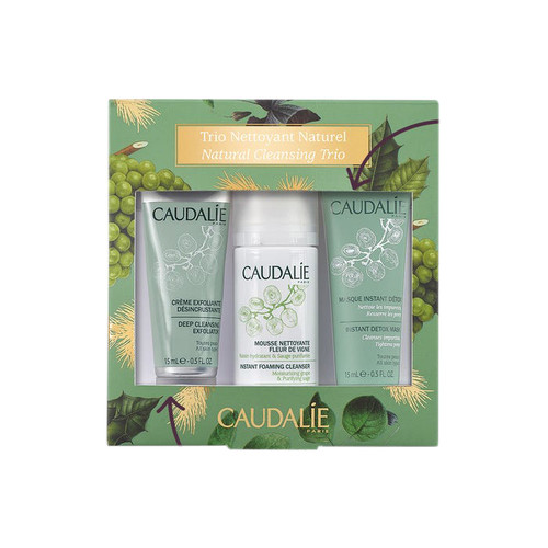 Caudalie Perfect Cleansing Trio