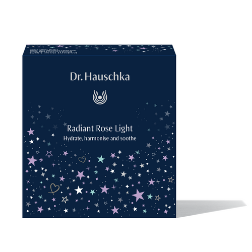 Dr. Hauschka Radiant Rose Light Collection