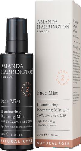 Amanda Harrington Face Mist (Natural Rose)