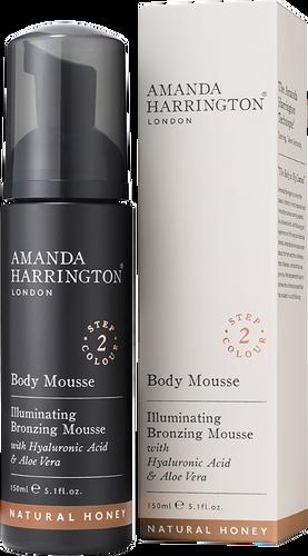 Amanda Harrington Body Mousse (Natural Honey)