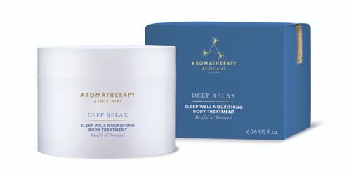 Aromatherapy Associates Deep Relax Sleep Well Body Treatment