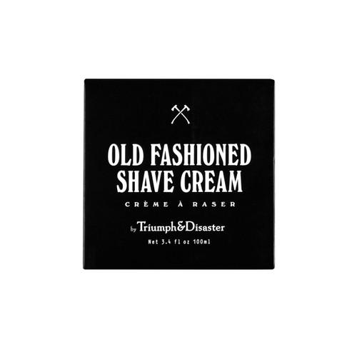 Triumph & Disaster Shave Cream Jar