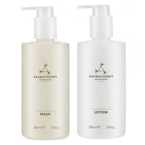 Aromatherapy Associates Wash & Lotion Collection