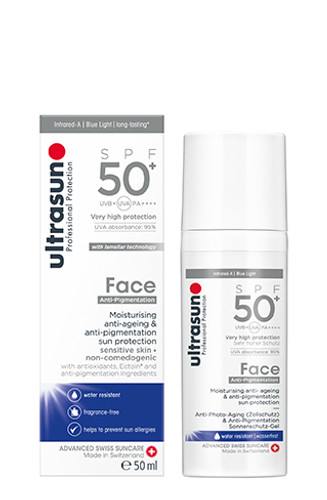 Ultrasun Face Anti-Pigmentation SPF50