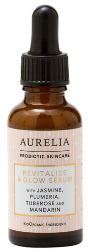 Aurelia Probiotic Skincare Revitalise & Glow Serum 15ml