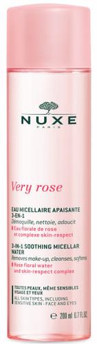 Nuxe Very Rose 3-in-1 Soothing Micellar Water