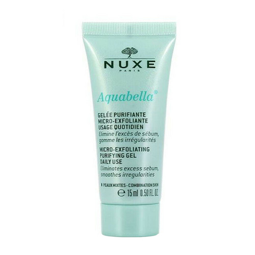 SAMPLE - Nuxe Aquabella Micro Exfoliating Purifying Gel 15ml