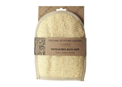 Natural Bath Sponge Organic Egyptian Loofah Bath Mitt