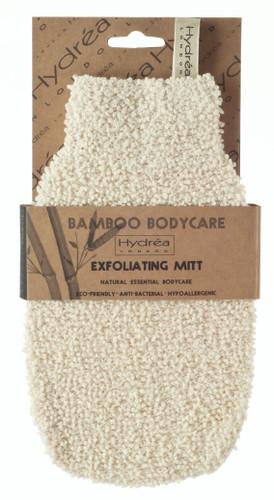 Hydrea Bamboo Gentle Exfoliating Mitt