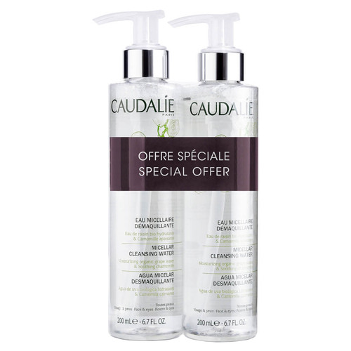 Caudalie Micellar Cleansing Water Duo